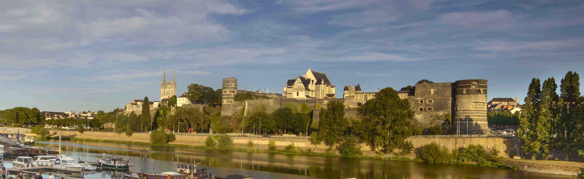 Angers paysage voyages cartes for Agence paysage angers